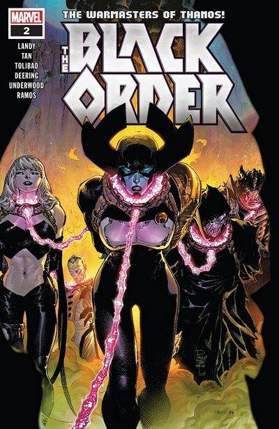 Black Order #2 (2018)