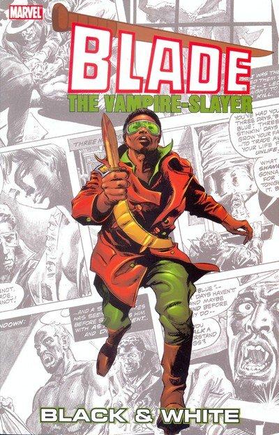 Blade – Black & White (TPB) (2004)