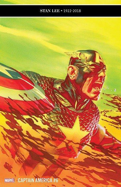 Captain America #6 (2018)