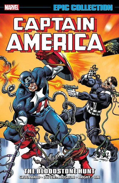 Captain America Epic Collection Vol. 15 – The Bloodstone Hunt (2018)