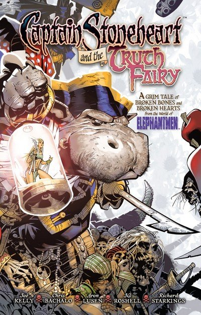 Captain Stoneheart and the Truth Fairy (2008)