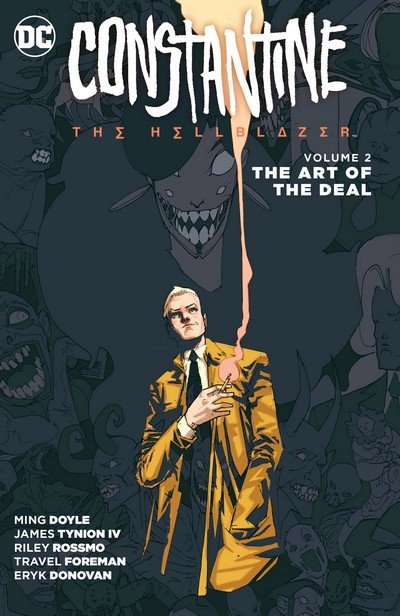 Constantine – The Hellblazer Vol. 2 – The Art of the Deal (TPB) (2016)