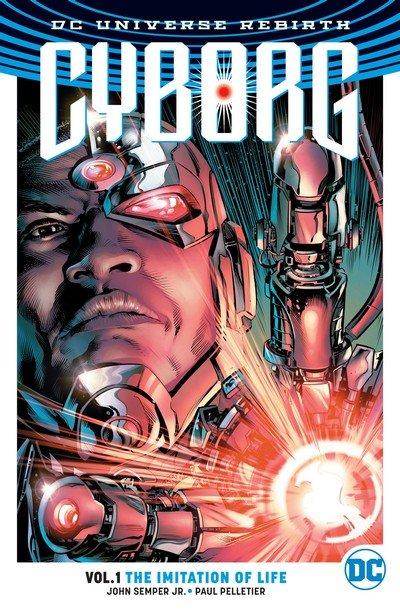 Cyborg Vol. 2 (Rebirth) TPBs – Vol. 1 – 3 (2017-2018)