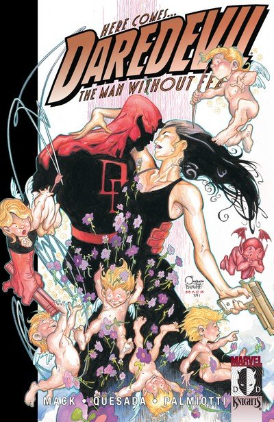 Daredevil – Parts of a Hole (TPB) (2003)