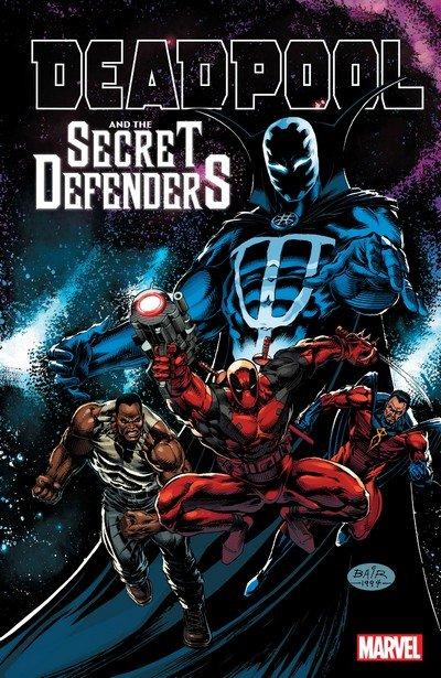 Deadpool and the Secret Defenders (TPB) (2017)