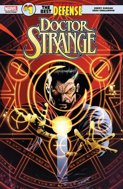 Doctor Strange – The Best Defense #1 (2018)