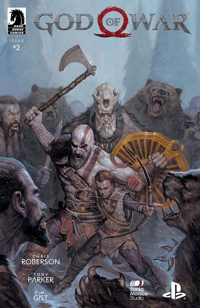 God Of War #2 (2018)