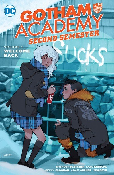 Gotham Academy – Second Semester Vol. 1 – 2 (TPB (2017)