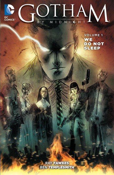 Gotham by Midnight Vol. 1 – 2 (TPB) (2015-2016)