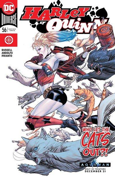 Harley Quinn #56 (2018)