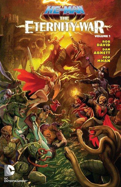 He-Man – The Eternity War Vol. 1 – 2 (TPB) (2015-2016)