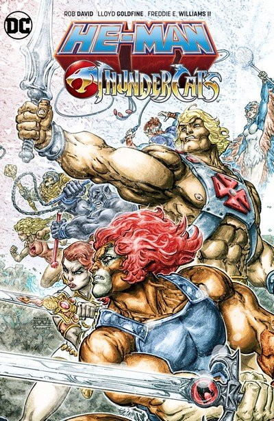 He-Man-Thundercats (TPB) (2017)