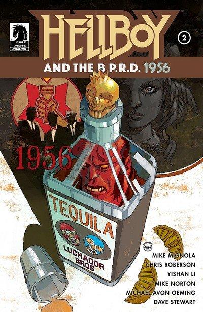 Hellboy And The B.P.R.D. – 1956 #2 (2018)