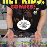 Hey Kids! Comics! #1 – 5 (2018)
