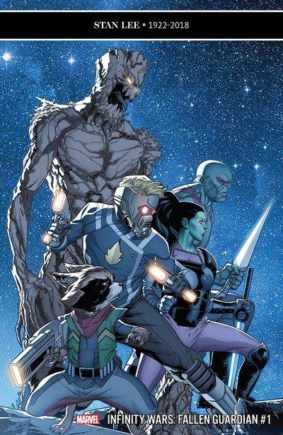 Infinity Wars – Fallen Guardian #1 (2018)