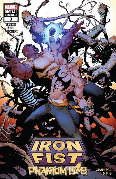 Iron Fist #3 (2018)