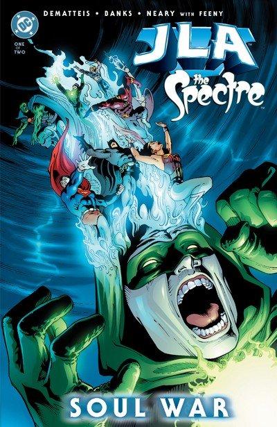JLA – Spectre – Soul War #1 – 2 (2003)