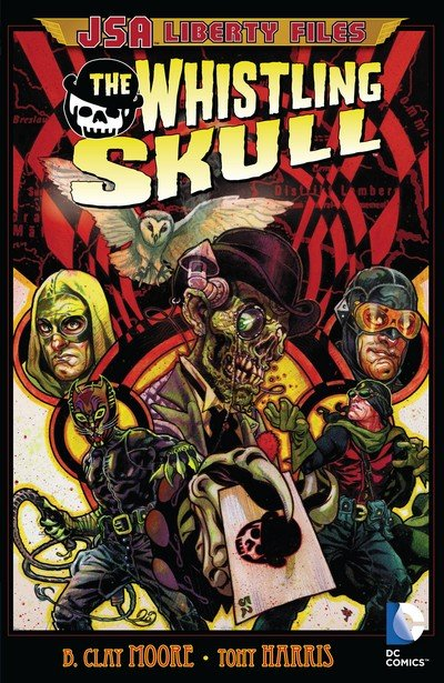 JSA Liberty Files – The Whistling Skull (TPB) (2013)