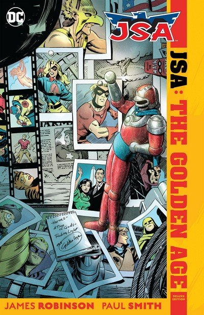 JSA – The Golden Age – The Deluxe Edition (2017)