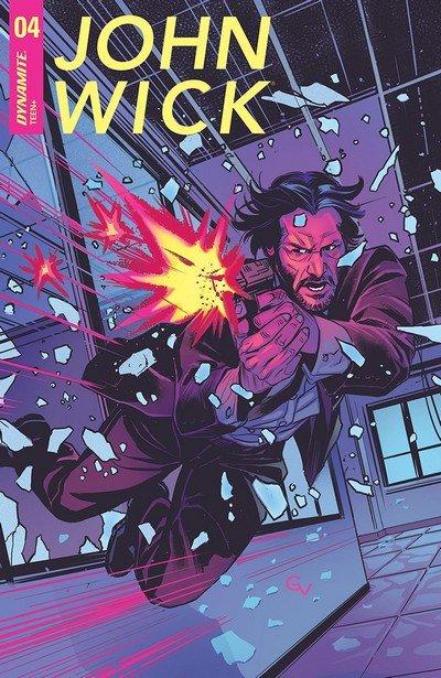 John Wick #4 (2018)