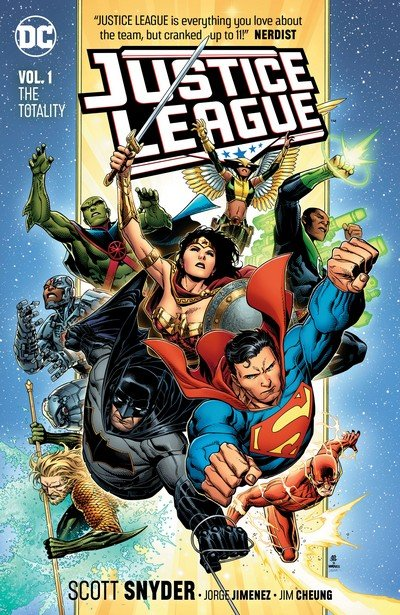 Justice League Vol. 1 – The Totality (TPB) (2018)