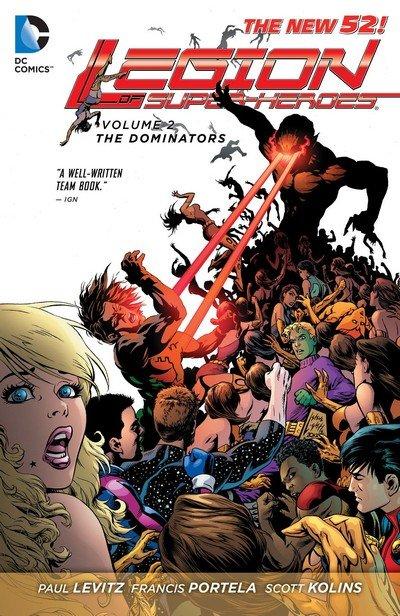 Legion of Super-Heroes Vol. 1 – 3 (TPB) (2012-2014)