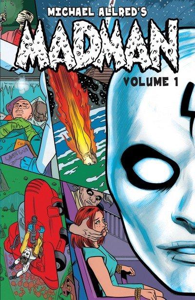 Madman Vol. 1 – 3 (TPB) (2008-2010)