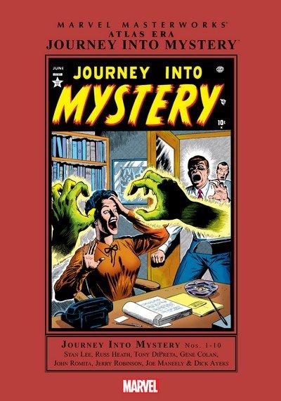 Marvel Masterworks – Atlas Era Journey Into Mystery Vol. 1 – 4 (2008-2012)