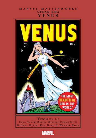 Marvel Masterworks – Atlas Era Venus Vol. 1 (2011)