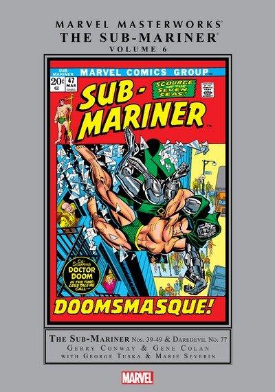 Marvel Masterworks – The Sub-Mariner Vol. 6 (2015)