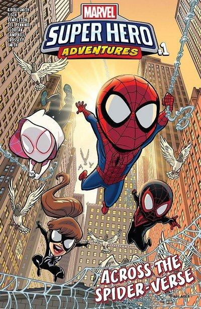 Marvel Super Hero Adventures – Spider-Man Across The Spider-Verse #1 (2019)