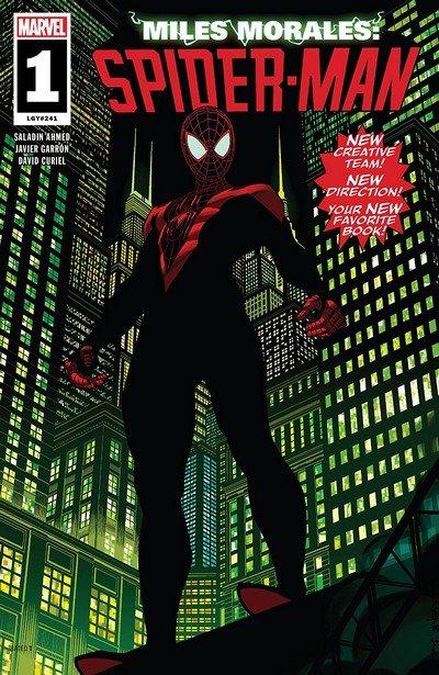 Miles Morales – Spider-Man #1 (2018)