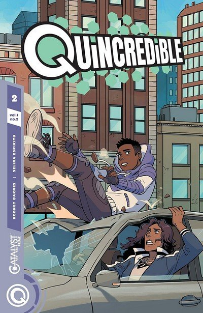 Quincredible #2 (2018)