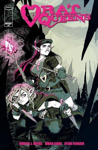 Rat Queens Vol. 2 #13 (2018)