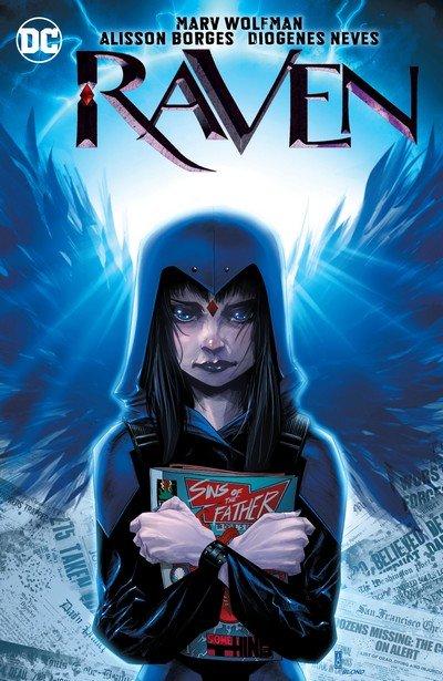 Raven (TPB) (2017)