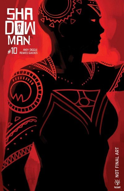 Shadowman #10 (2018)