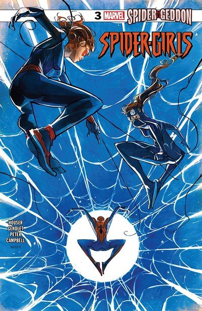 Spider-Girls #3 (2018)