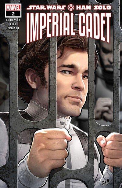 Star Wars – Han Solo – Imperial Cadet #2 (2018)