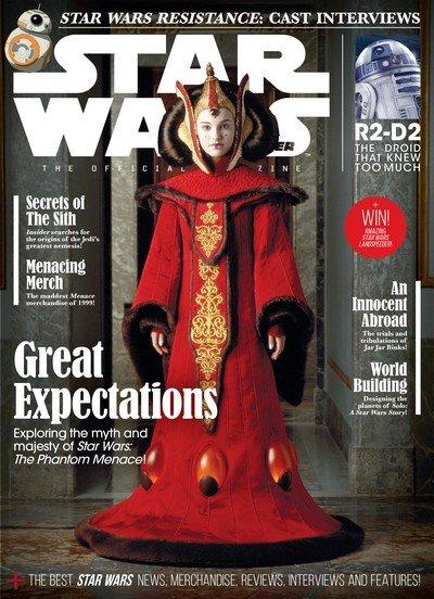 Star Wars Insider #186 (2018)