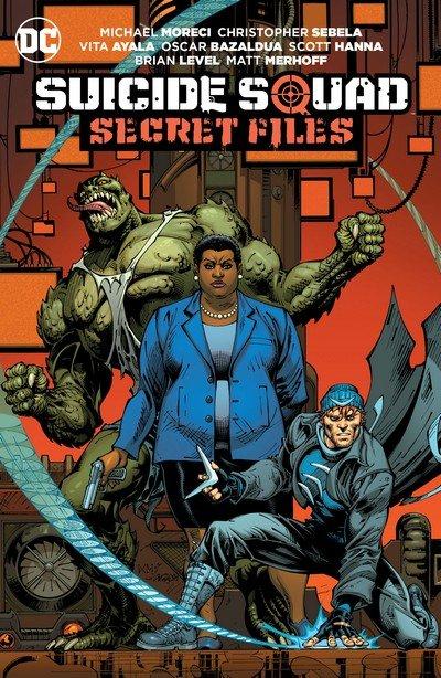 Suicide Squad – Secret Files (TPB) (2017)