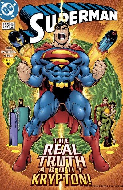 Superman – Return to Krypton (Story Arc) (2001-2002)