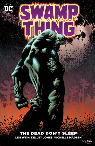 Swamp Thing – The Dead Don't Sleep (TPB) (2016)