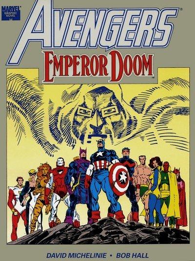 The Avengers – Emperor Doom (GN) (1987)