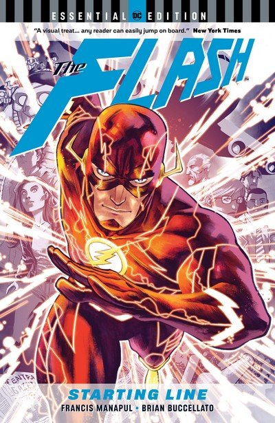 The Flash – Starting Line (DC Essential Edition) (2018)