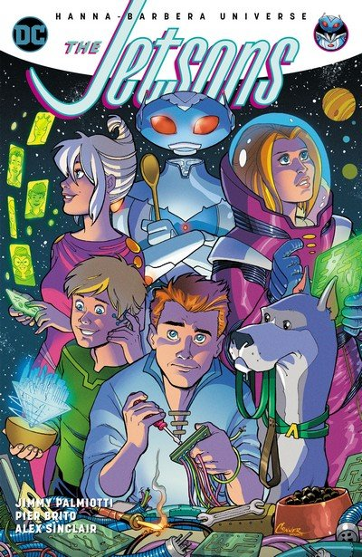 The Jetsons (TPB) (2018)