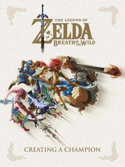 The Legend of Zelda – Breath of the Wild–Creating a Champion (2018)