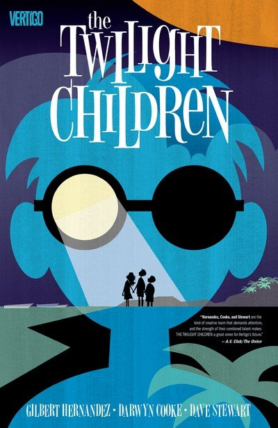 The Twilight Children (TPB) (2016)