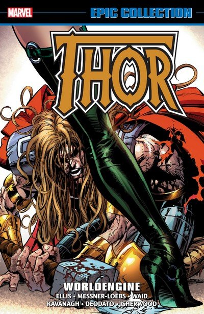 Thor Epic Collection Vol. 23 – Worldengine (2018)
