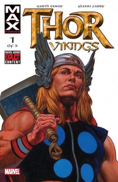 Thor – Vikings #1 – 5 (2003-2004)