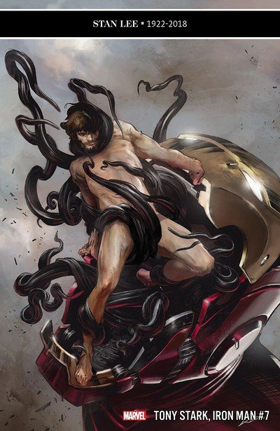 Tony Stark – Iron Man #7 (2019)